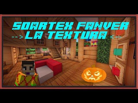 ! Especial Halloween ! Instalación del pack de texturas Soartex Fanver 32x32 para MINECRAFT en HD