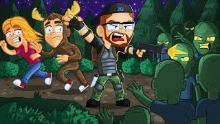 """WORLDS STRONGEST ZOMBIE! """"Left 4 Dead 2 Funny Moments"""""""