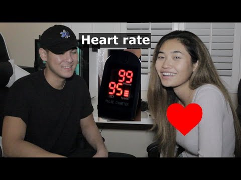 What ACTUALLY happens to a girl's heart when you sing to her? | HEART RATE CHALLENGE
