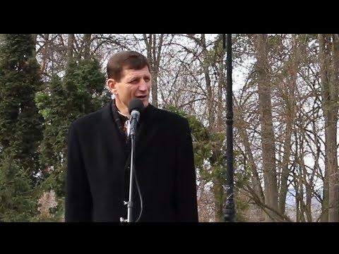 Тарас Шевченко ‒ націоналіст, бо понад усе ставив добро нації, - Олександр Сич