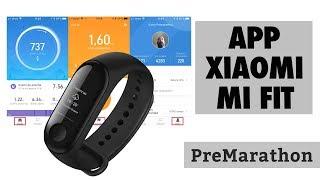App móvil Mi fit para Xiaomi Band 3