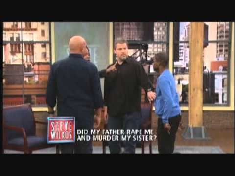 Did My Father Rape Me And Murder My Sister? (the Steve Wilkos Show) video