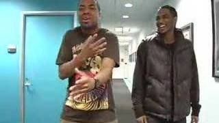 QDEEZY AND TREY SONGZ BATTLE