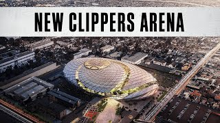 First Look: Clippers Arena Inglewood