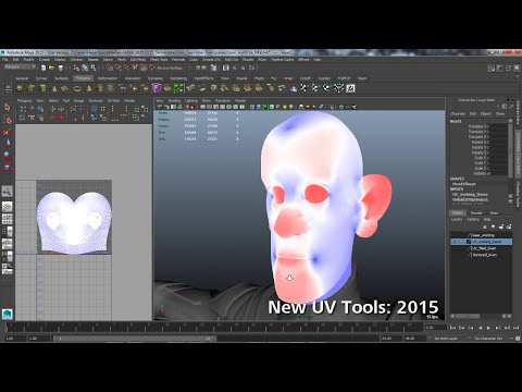 Maya 2015: See the difference - Modeling