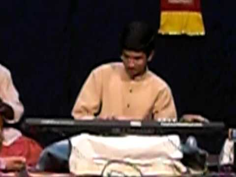 Dr. Balamuralikrishna's Thillana In Raagam Brindhavani - 27th Dec'09 For Vipanchee video