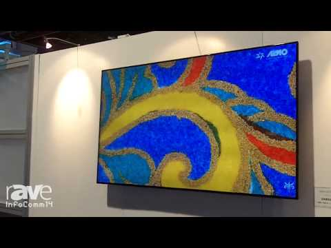 """InfoComm 2014: Almo Details the """"Samsung Solution"""" in Large Format LFD Products"""