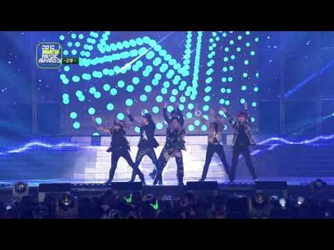 2012 MelOn Music Awards: BEAST(비스트)