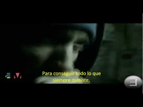 Eminem - Lose Yourself Traducida Y Subtitulada Al Español [hd - Official Video] video