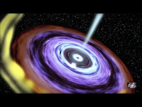 X-Ray Nova Reveals New Black Hole
