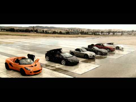 Mazda MX-5 - The World s Fastest: One Uninvited Guest | Mazda Canada