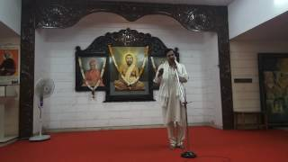ACHARYA RAMESH GURUJI SPEACH AT RK MUTT HYDERABAD 2016