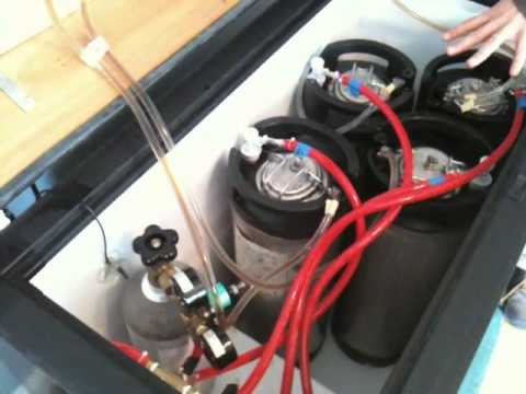 How to Make a Kegerator