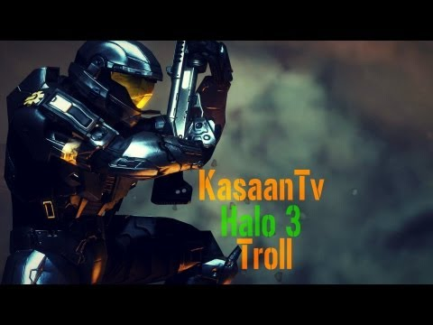 HALO 3 TROLL GOD [HD]