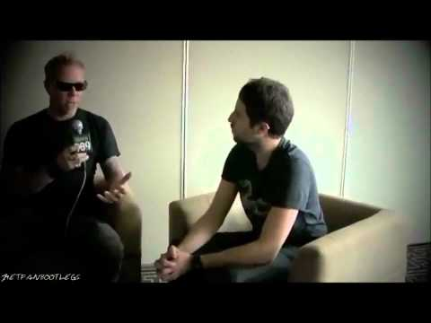 Metallica - James Hetfield - Interview - Mexico 2012