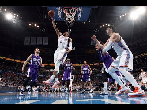 Oklahoma City Thunder Top 10 Plays of the 2014-15 Season
