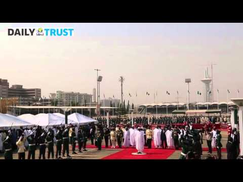 2016 Nigeria's Armed Force Remembrance Day