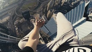 Mustang Wanted | Dubai | crane 452 meters
