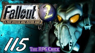 Let's Play Fallout 2 (Blind), Part 115: The Excavator Chip