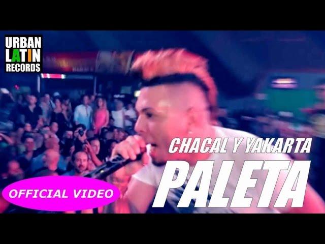 CHACAL Y YAKARTA - PALETA - (OFFICIAL VIDEO) REGGAETON - CUBATON