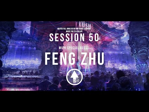 Level Up! Session 50 with FENG ZHU