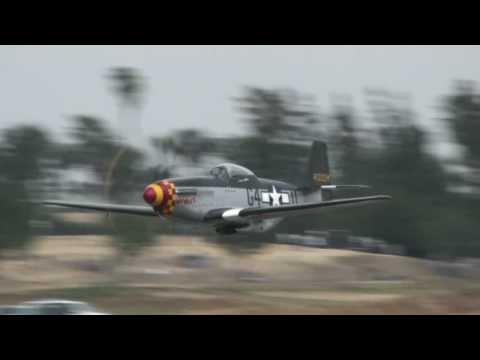 Two Very Low P-51 Passes.mp4