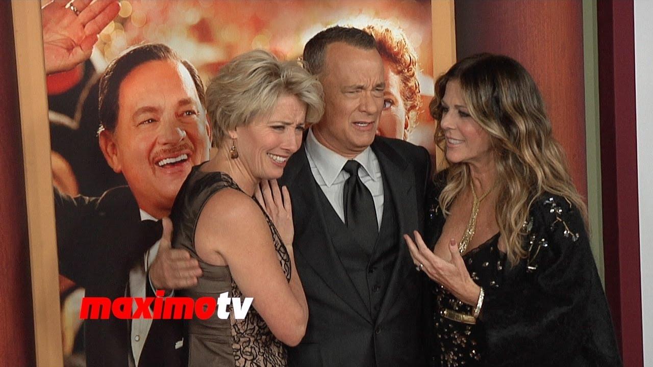 Tom Hanks Emma Thompson Colin Farrell Julie Andrews