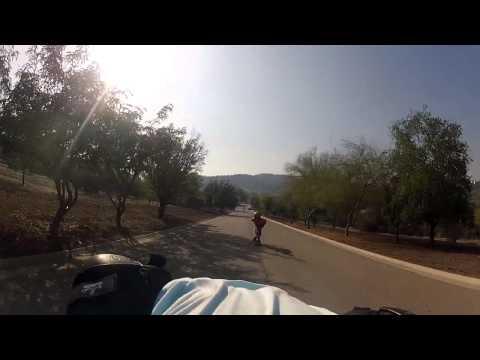 Longboard Downhill Mini Chaka