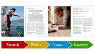 Primary Research Articles in the Sciences