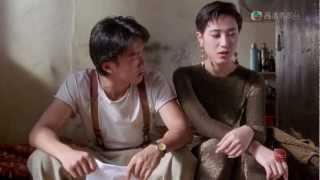 Châu Tình Trì - Lưu Đức Hoa - Thần Bài 2 - HD Lồng tiếng