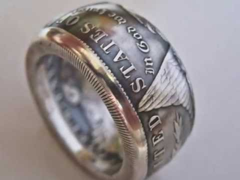 How To Make A Money Ring With Dime