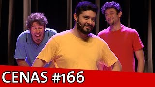 CENAS IMPROVÁVEIS #166