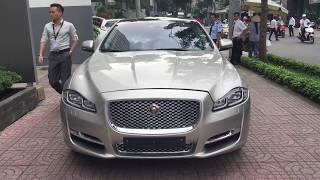 2018 Jaguar XJ Luxury Review 5.0 V8 SUPERCHARGED