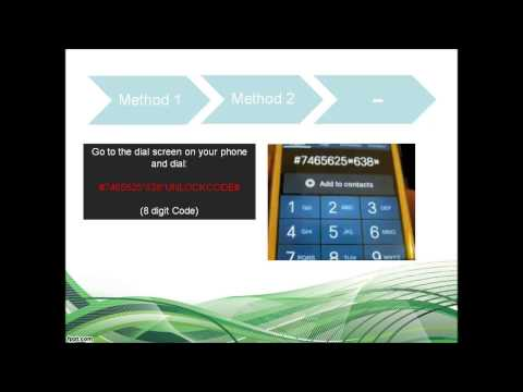 How to Unlock Samsung Galaxy S3 mini I8190 Via Code (all 3 Instructions)