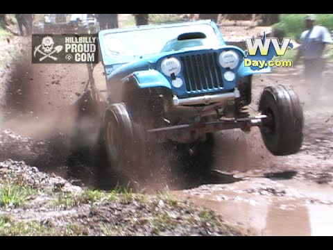 Hillbilly Proud hit another 30 events in 2014 and we whittled down the hours of footage we shot into this near 18 minute best of video featuring all of the high powered, mud throwing, stand...