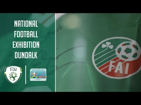 National Football Exhibition reaches Dundalk