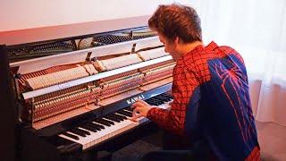 Spider-Man Far From Home Teaser Trailer Music
