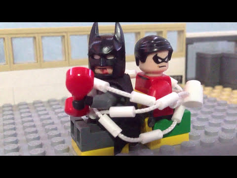 Lego Batman Needs a Doctor