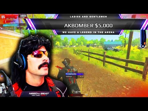 DrDisrespect Returns to Twitch! Most Viewers H1Z1 Twitch Stream Record! (DrDisrespect Stream H1Z1)