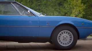 Alfa Romeo Montreal, maximum ambition | gulfblue.it (Italian design by Bertone)
