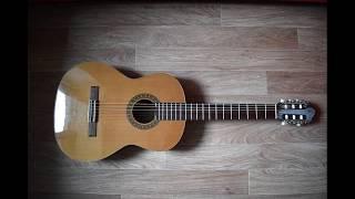 Classic Guitar Cremona  977EA-4/4 (Mic and Pickup)