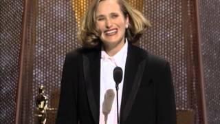 "Jane Campion winning Best Original Screenplay for ""The Piano"""