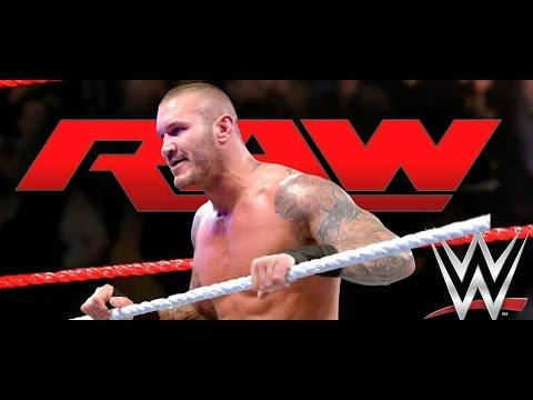 WWE RAW Backstage News On Randy Orton John Cena - Full Details