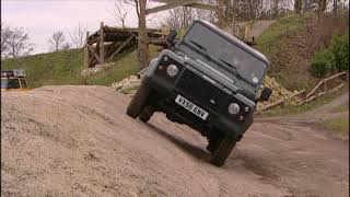Land Rover Defender SSLOPE
