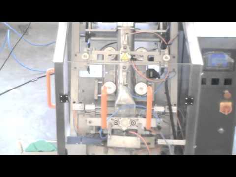 Автоматическая фасовка и упаковка в пакет с клипсой