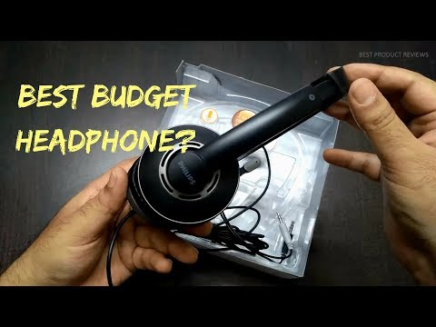 Philips SHM7410U/97 Headset with Mic | Best Budget Headphones?