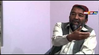 M. Ali with Tahir Khan Hazara Regarding Social Issues (Mechid Baitag)  Part 02