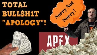 Respawn Issues INSULTING Apology & NO I Don't Accept It!
