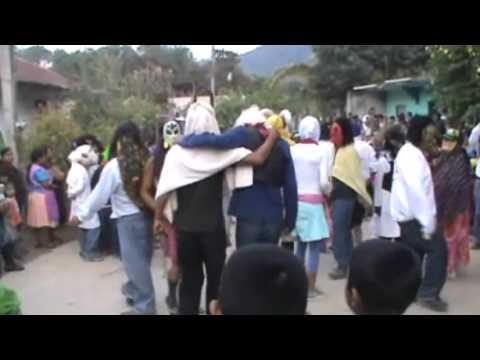 Xantolo 2012 Ahuatitla Orizatlan Hidalgo