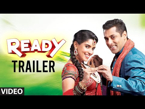 'ready' Trailer (official) Ft. 'salman Khan' And Asin video